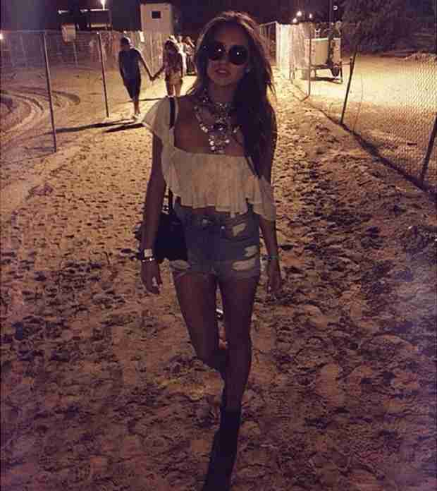 Shay Mitchell Haute Hippie Look at Coachella — Hot Or Not? (PHOTO)