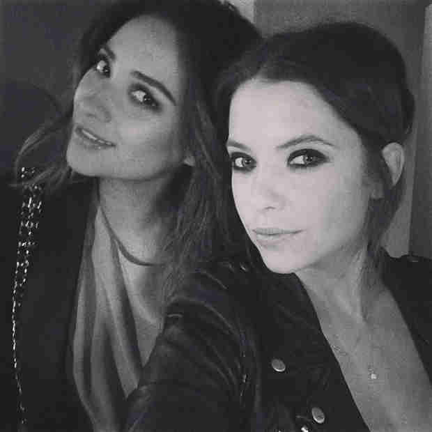 What Did Ashley Benson Get Shay Mitchell For Her Birthday? — Adorable Bestie Alert!