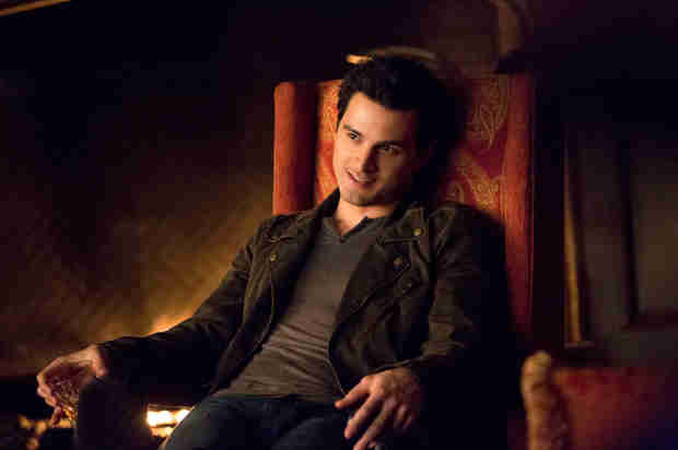 "Vampire Diaries Spoilers: Enzo Isn't Gone For Good — He's a ""Ghost Villain"""