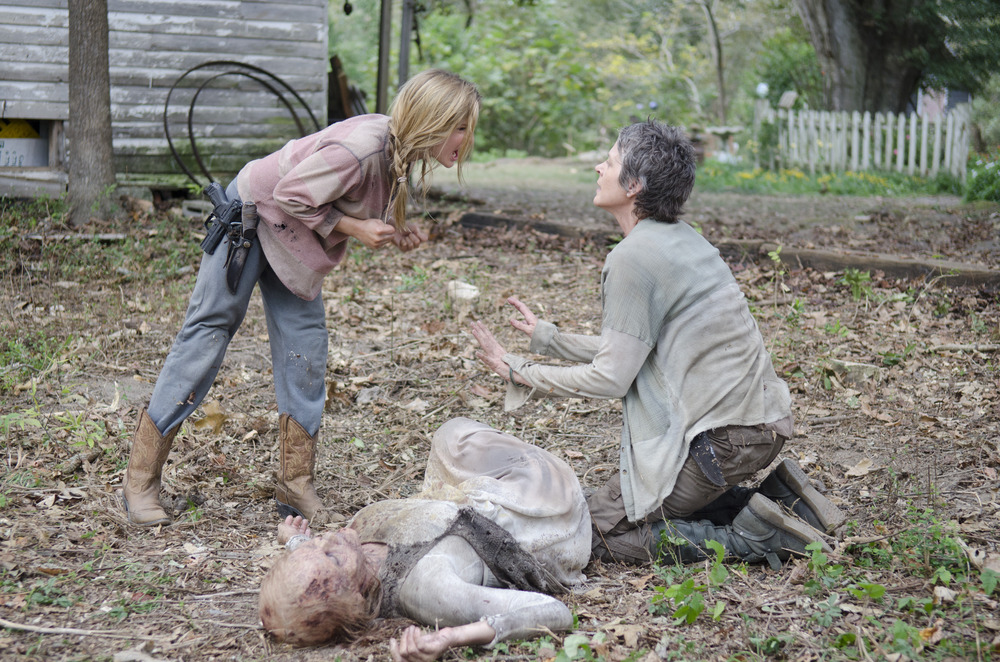 The Walking Dead Season 4: Top 5 Best Performances, Ranked By Episode