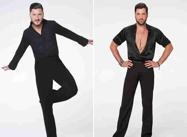 "Vote For Val and Maks Chmerkovskiy to Win ""Hollywood's Sexiest Brothers"""