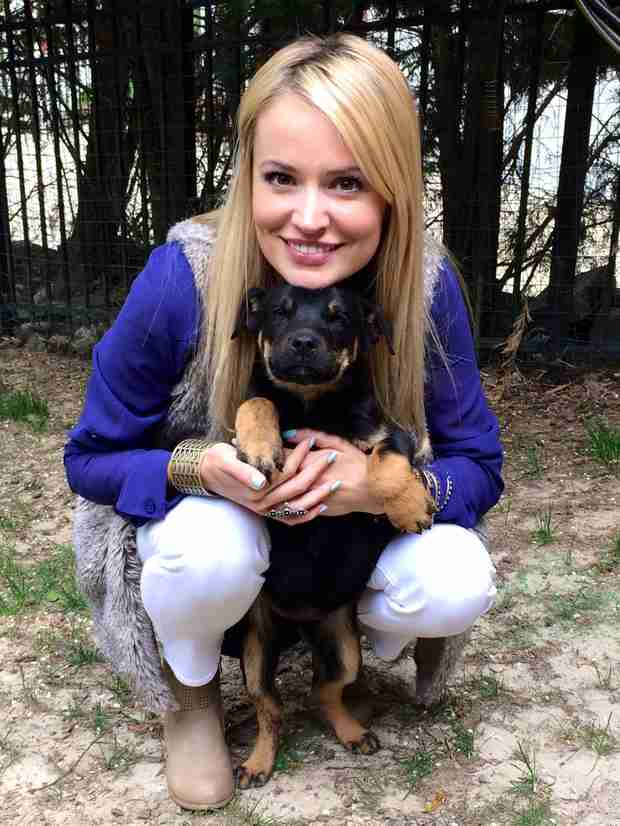 Emily Maynard and Fiancé Adopt Little Boy, Nash, After He's Abandoned