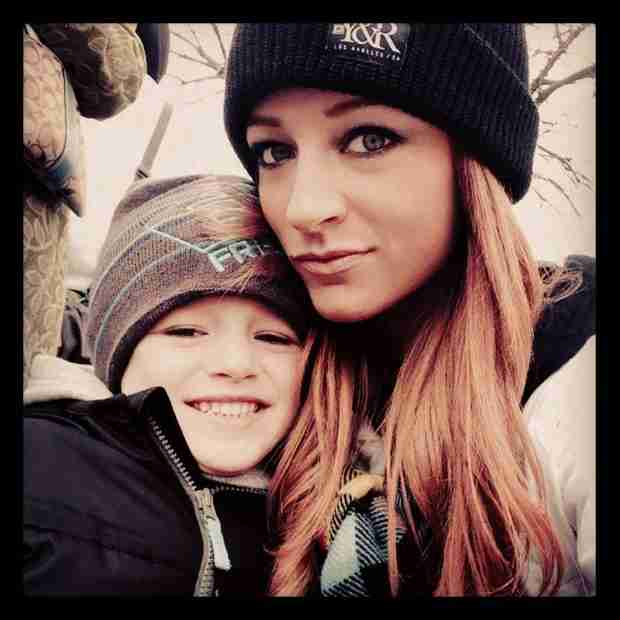 "Maci Bookout on Post-Pregnancy: ""I Am Still Amazed at What My Body Was Capable of"""