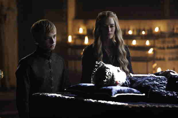 Why You Don't Want to Watch Game of Thrones With Your Parents