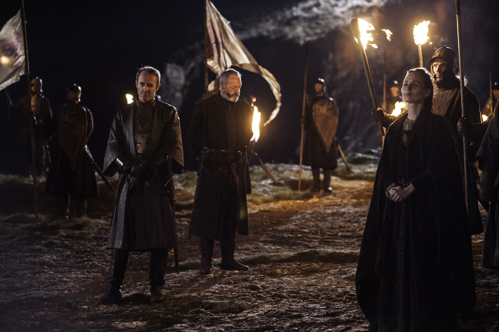 Game of Thrones Spoilers: We'll Learn More About Stannis' Wife in Episode 2