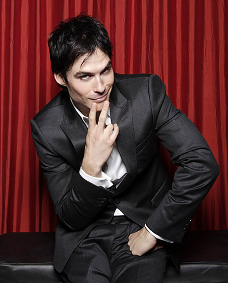 Ian Somerhalder Insists He's Single — What's His Type? (VIDEO)