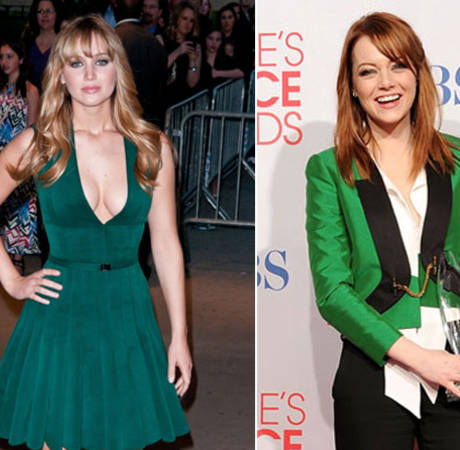 "Emma Stone Professes Her Love for Jennifer Lawrence: ""I Am So Glad She Exists"""