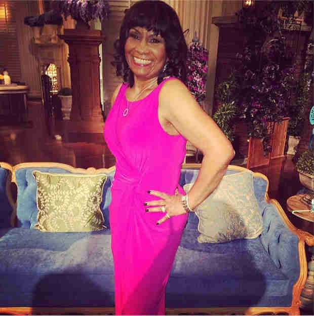 Mama Joyce Reveals She Lost 40 Pounds… Thanks to Todd Tucker? (PHOTO)