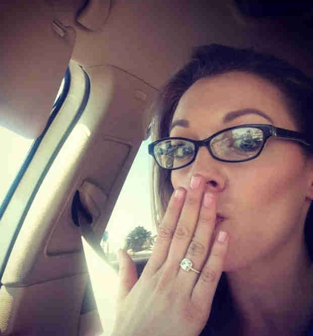 Is Kat Hurd Engaged?! Bachelor 18 Beauty Shares Ring Pic on THAT Finger!