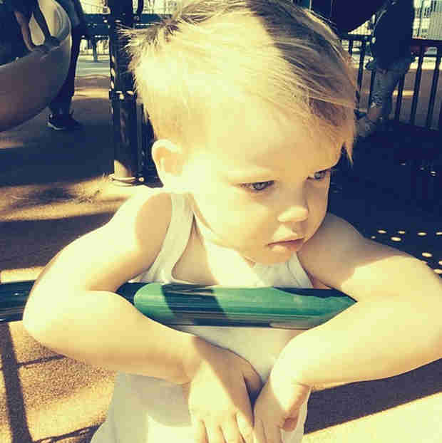 Hilary Duff's Young Son Luca Already Has a Girlfriend! (PHOTO)