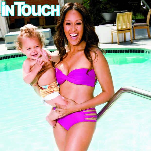 Tamera Mowry Debuts Post-Baby Bikini Body (PHOTO)