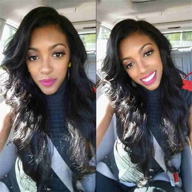 Porsha Stewart's Mug Shot: See It Here — Plus the Selfie She Took Minutes Before! (PHOTOS)