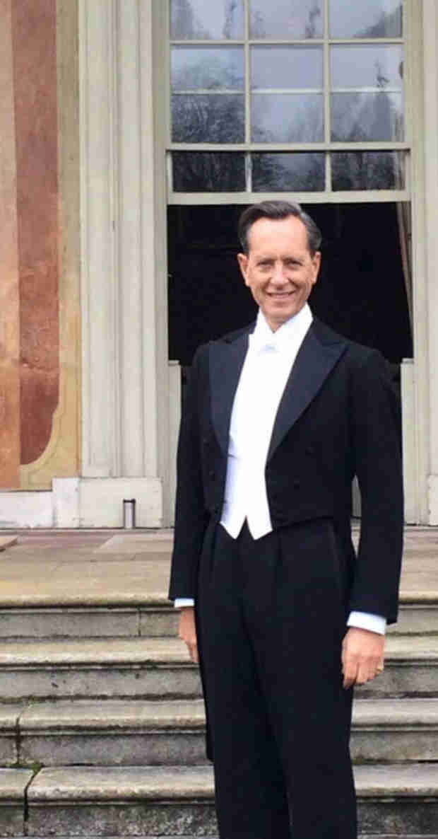 Downton Abbey Season 5: New Character Shares Two Photos from the Set!