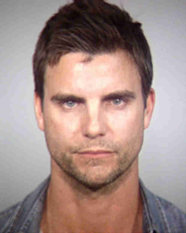 Colin Egglesfield Arrested at Tempe Festival of the Arts