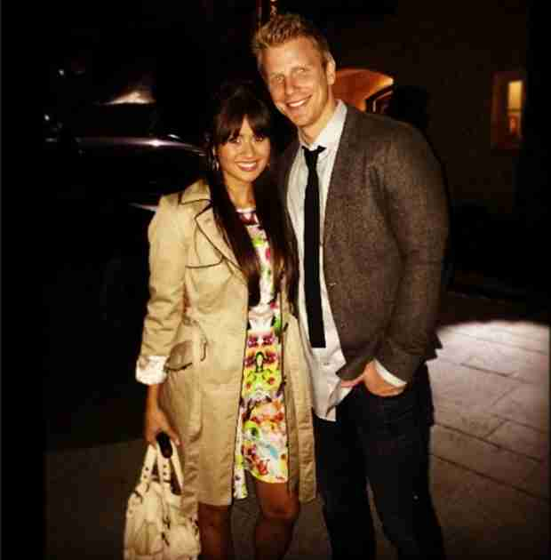 Sean Lowe Giving Away Fantasy Suite Date — Is Catherine Giudici Invited?