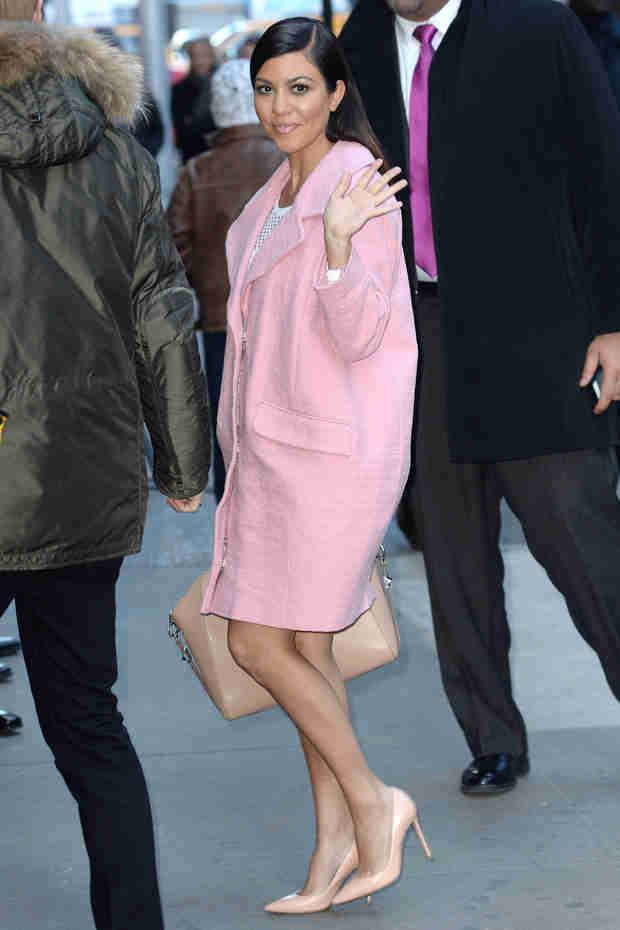 Is Kourtney Kardashian Secretly Pregnant With Baby Number Three?