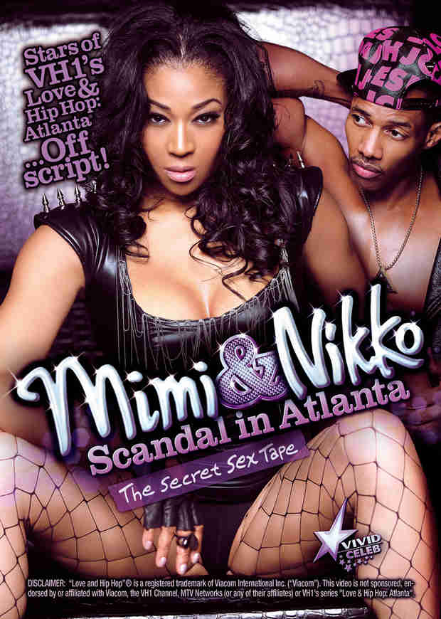 Mimi Faust and Boyfriend Nikko's Sex Tape Gets Release Date