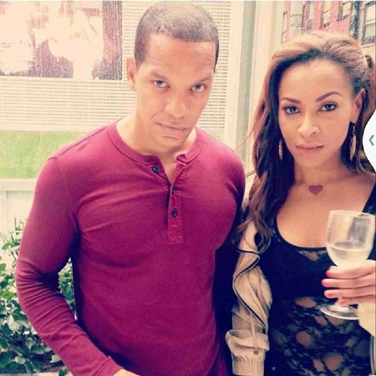 Amina Buddafly Says Peter Gunz Is Becoming a Better Husband