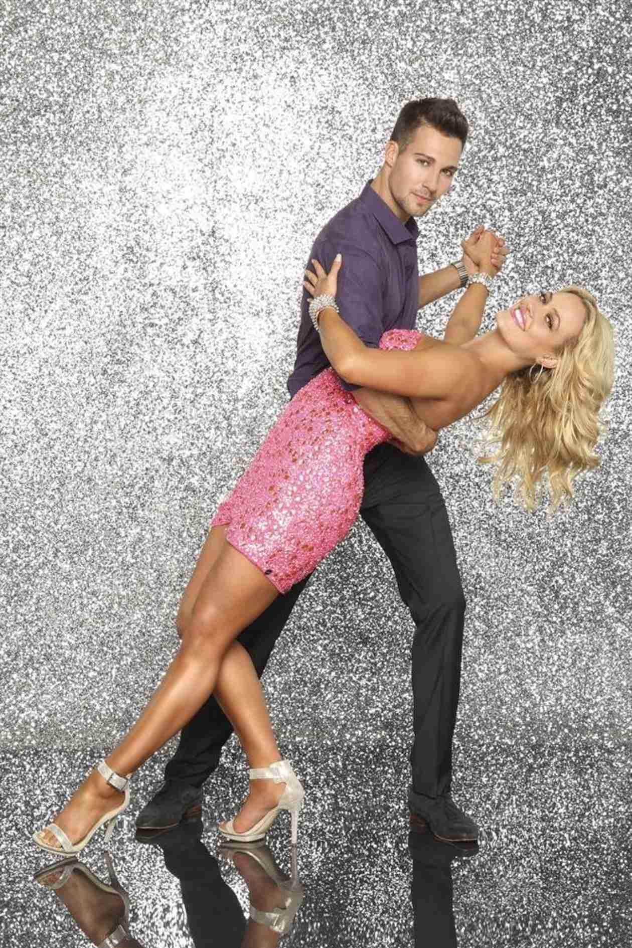 Dancing With the Stars 2014: James Maslow and Peta Murgatroyd's Week 5 Perfect Scoring Contemporary (VIDEO)