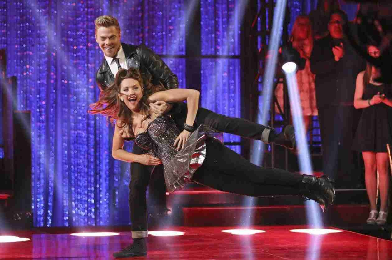 Dancing With the Stars 2014: Amy Purdy and Derek Hough's Week 3 Contemporary (VIDEO)