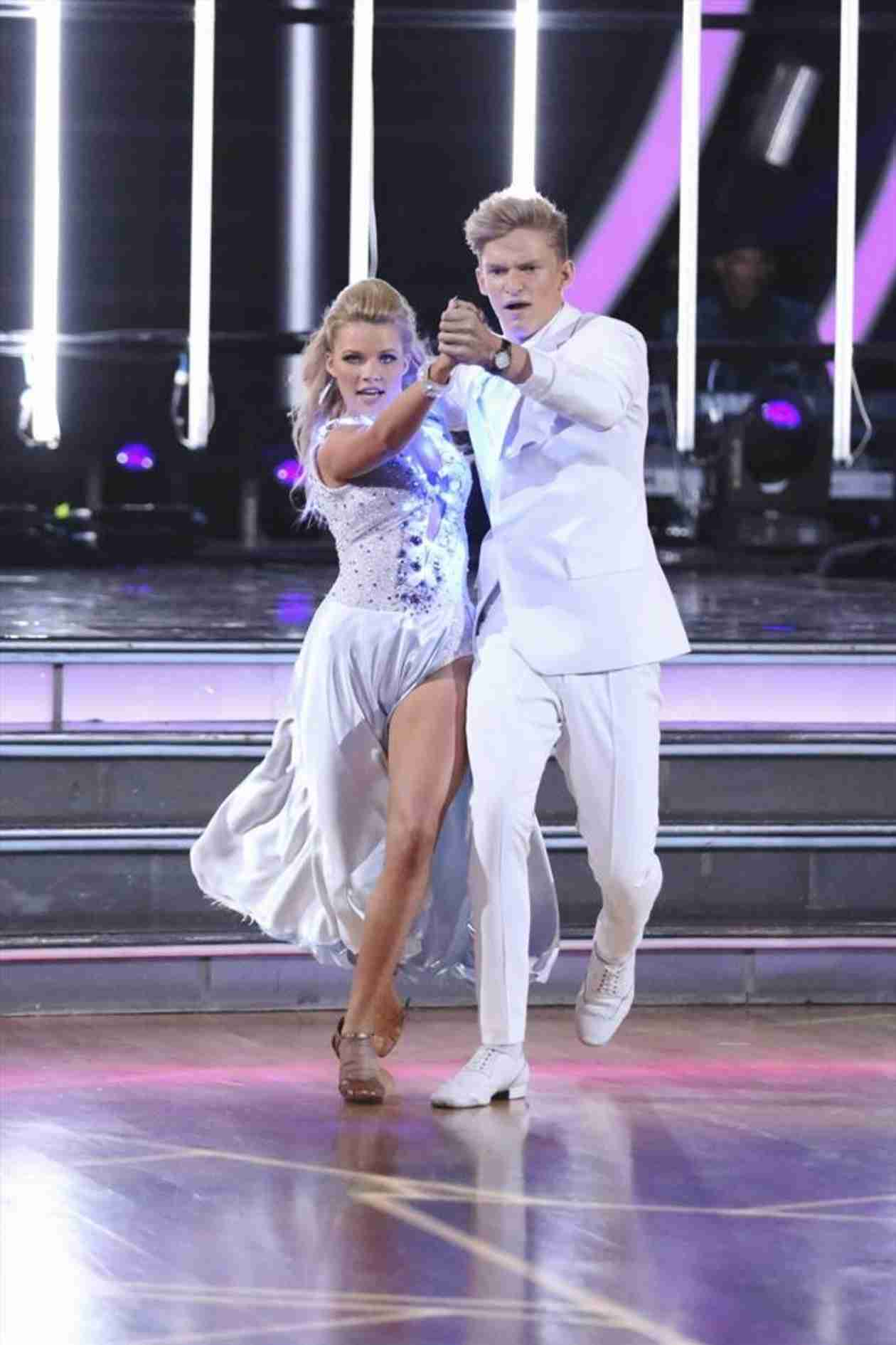 Dancing With the Stars 2014: Cody Simpson and Witney Carson's Week 3 Jazz (VIDEO)