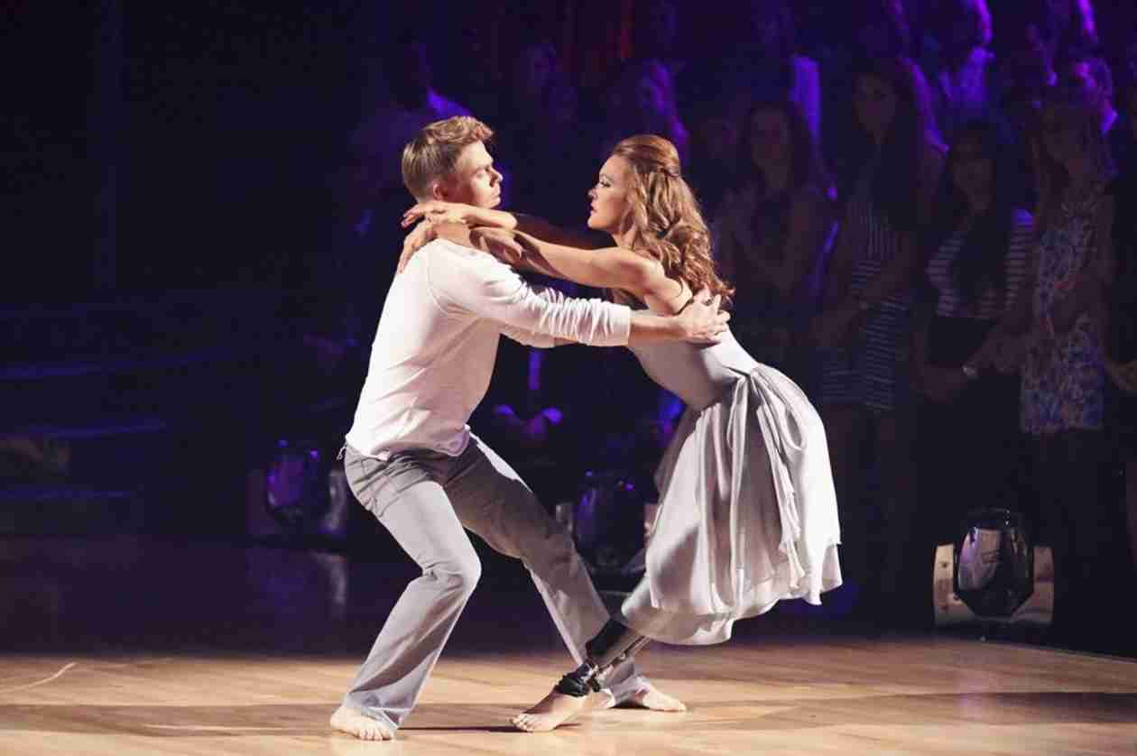 Dancing With the Stars 2014: Amy Purdy and Derek Hough's Week 6 Jive (VIDEO)