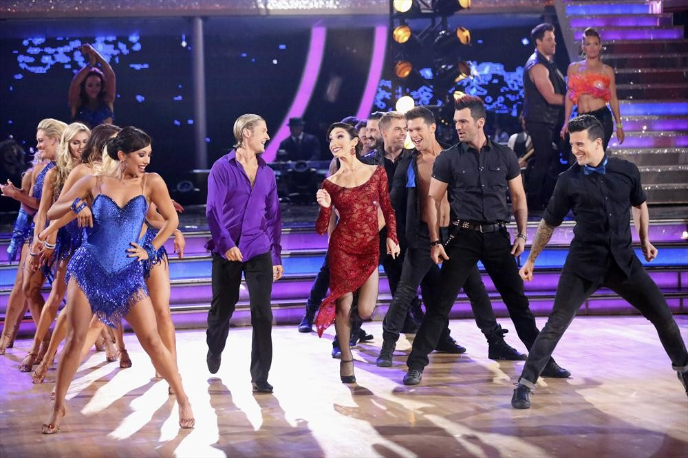 Dancing With the Stars 2014: Did You Like the Switch Up Twist?