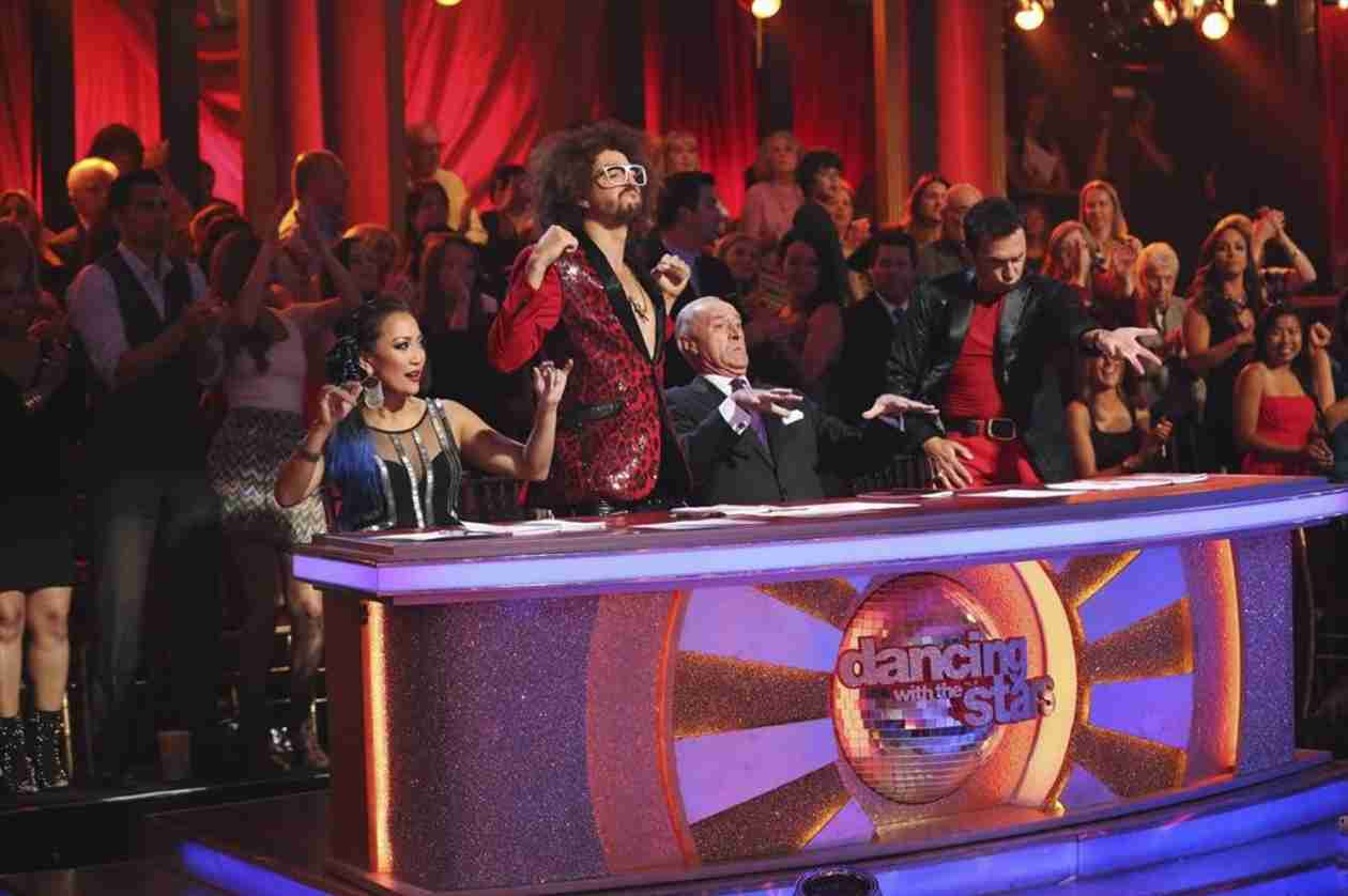 Redfoo Gives Himself a 10 as DWTS Guest Judge — Do You Agree?