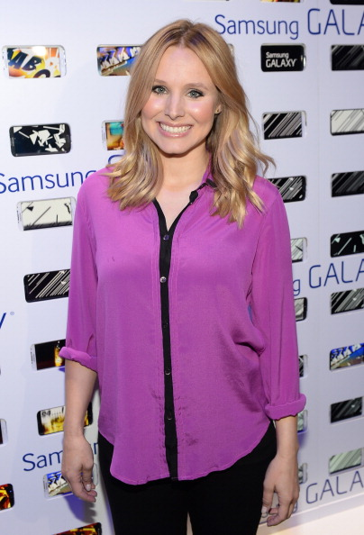 Kristen Bell's Daughter's First Three Words Were… (VIDEO)