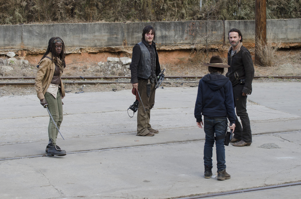 The Walking Dead Cast Has No Idea How Their Characters Will Escape Terminus!