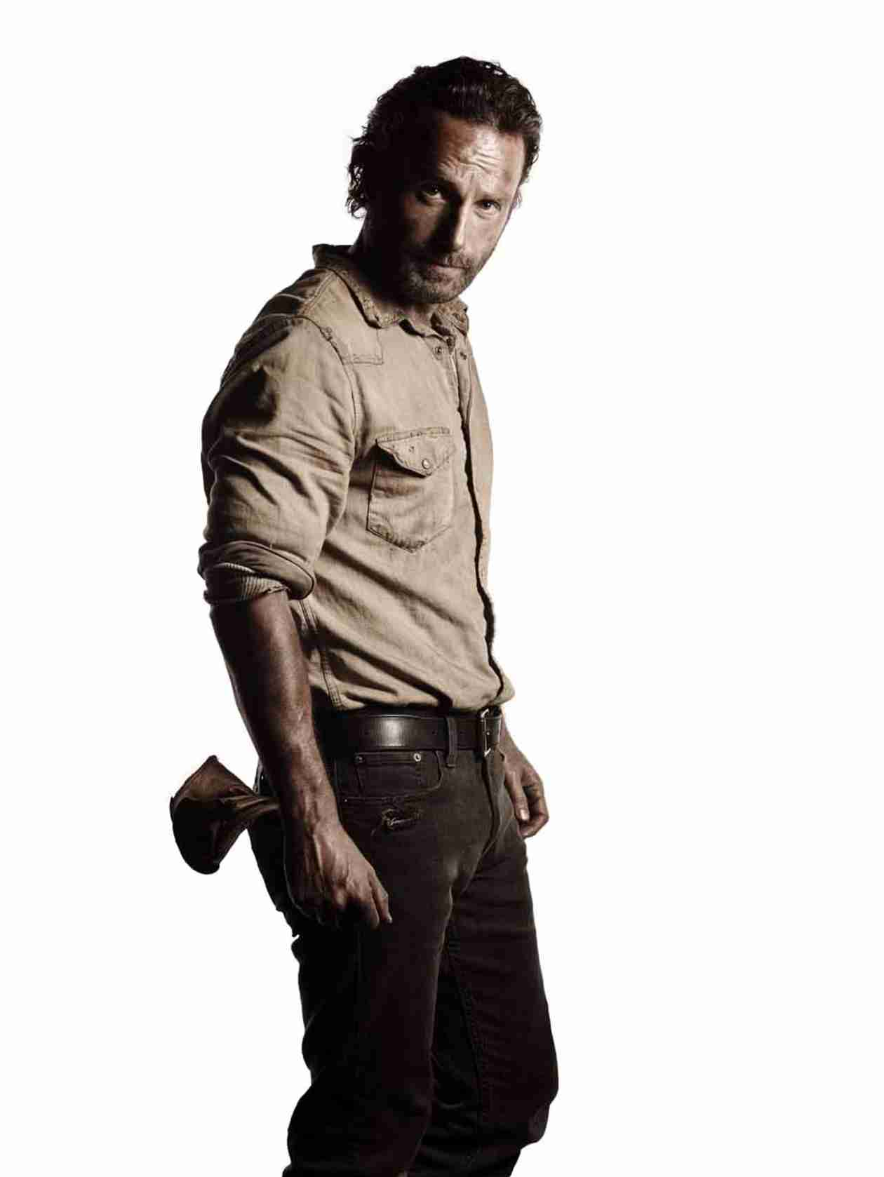 Andrew Lincoln Reveals Which Celebrity He'd Like to See on The Walking Dead (VIDEO)
