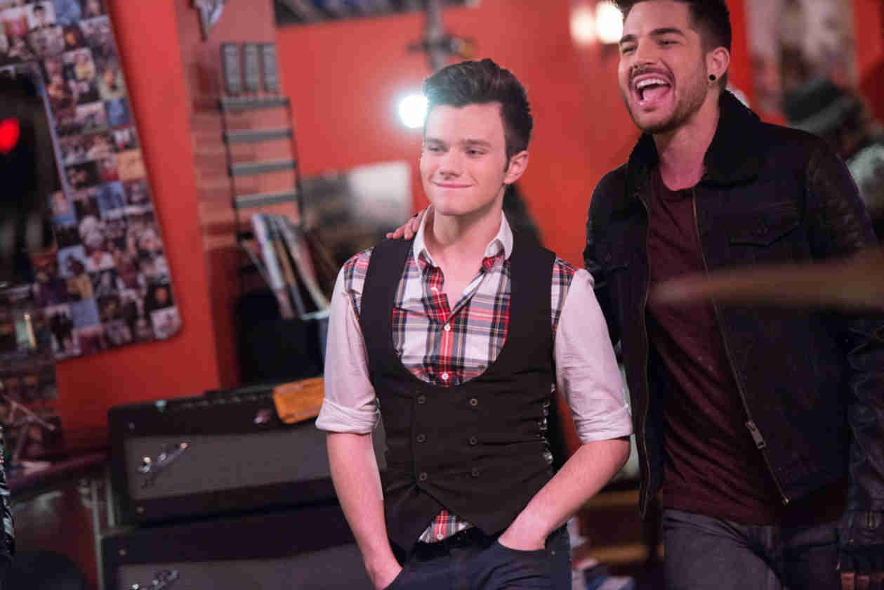 Should Adam Lambert Be a Full-Time Character on Glee?