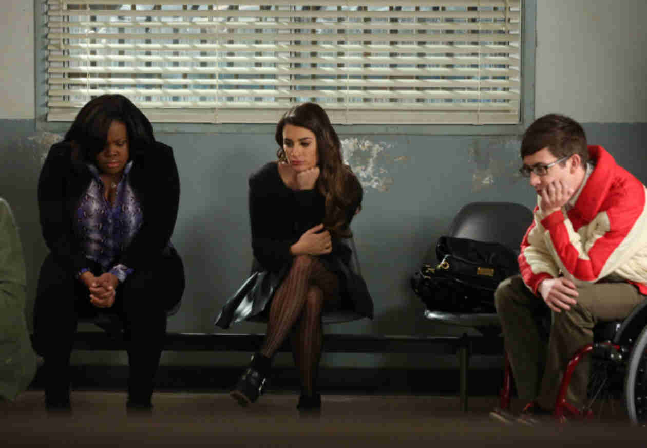 """Glee Ratings: Season 5, Episode 15 """"Bash"""" Rises, But Not By Much"""