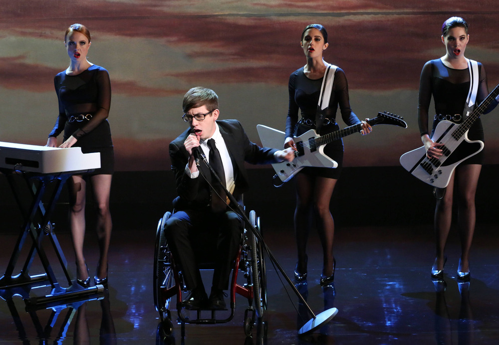 """Glee Music Spoilers! First Listen + Song List: Season 5, Episode 16 """"Tested"""" (VIDEOS)"""