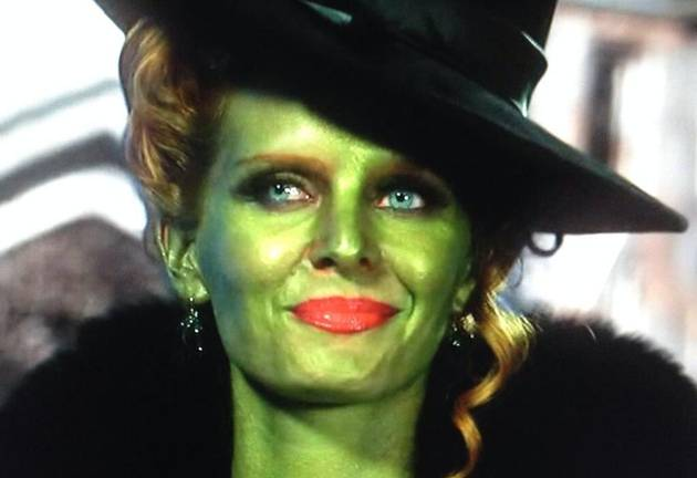 Once Upon a Time Spoilers: Why Is the Wicked Witch Green?
