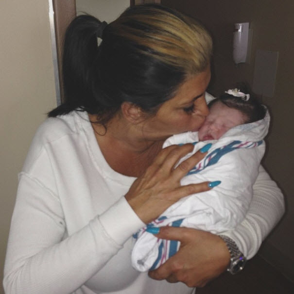 Big Ang Is Now a Grandma to Two Baby Girls — See the Adorable Pics Here! (PHOTOS)