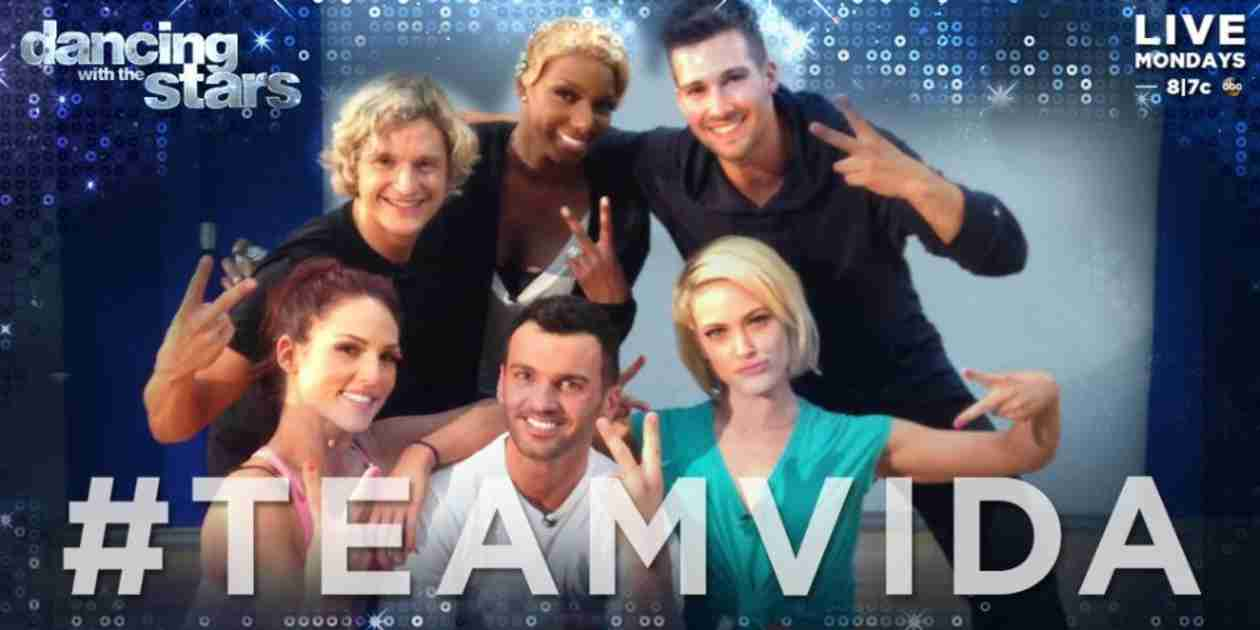 Dancing With the Stars 2014: Team Vida's Latin Freestyle (VIDEO)