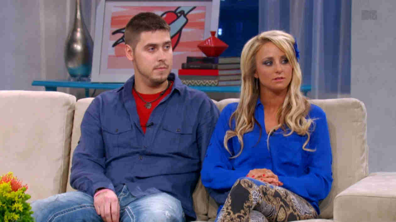 Leah Messer Tells Dr. Drew: I Want to Be Able to Sleep With My Husband!