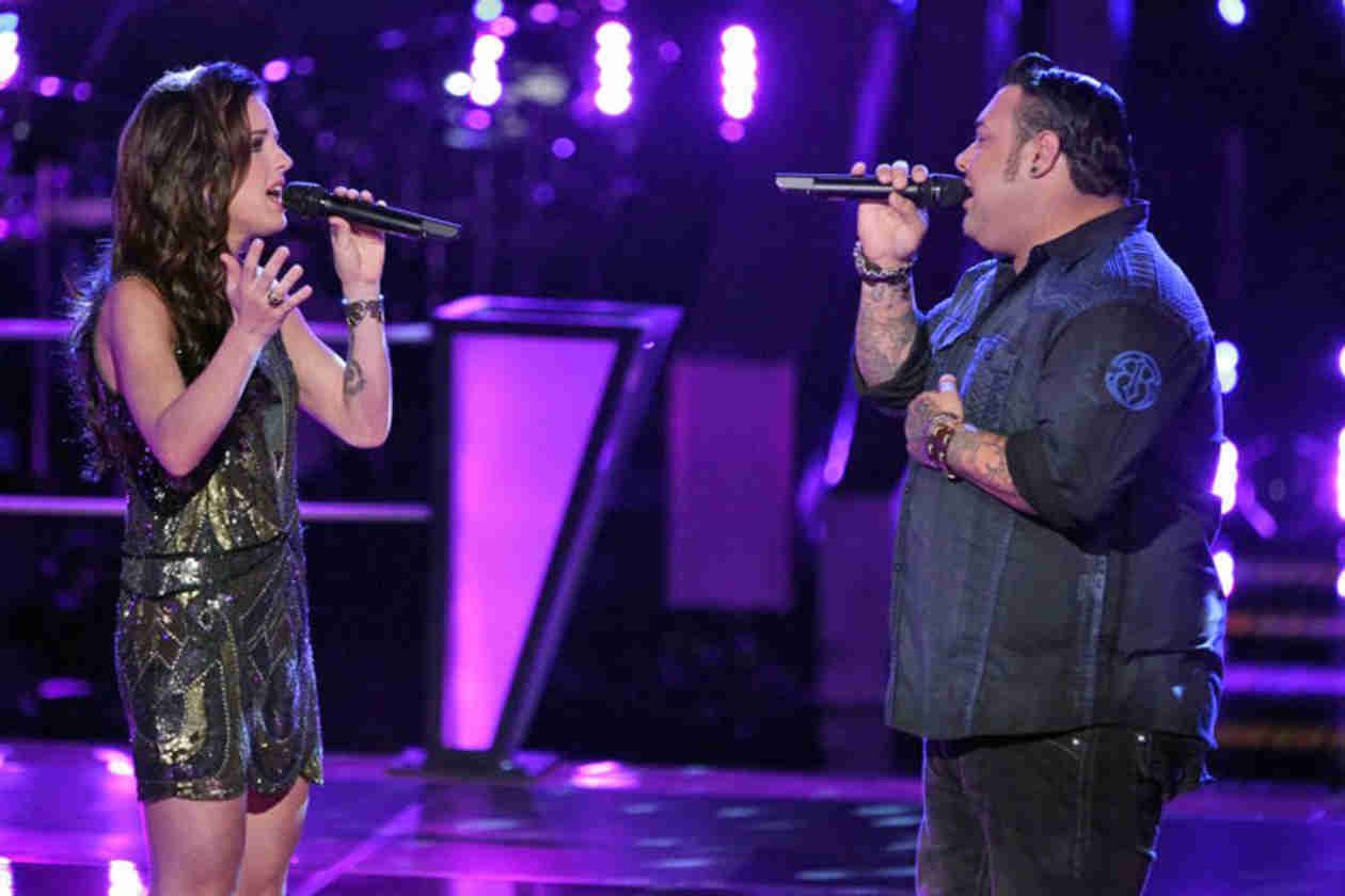 Watch Ryan Whyte Maloney vs. Kaleigh Glanton on The Voice 2014 Season 6 Battle Rounds (VIDEO)