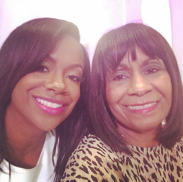 Did Mama Joyce Attend Kandi Burruss's Bridal Shower? (PHOTO)