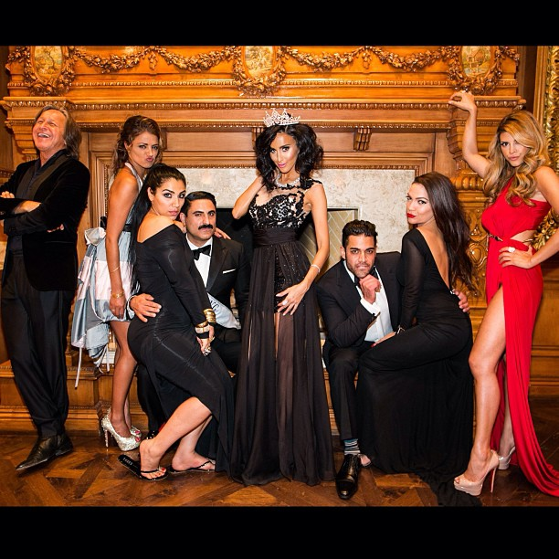 Shahs of Sunset Renewed For Season 4 — The Cast Reacts!