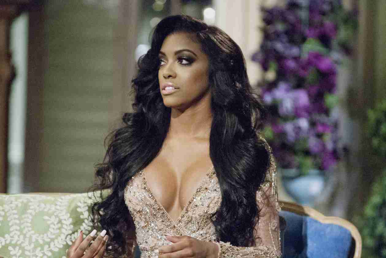 Porsha Stewart to Break Her Silence About RHoA Reunion Brawl on The View!