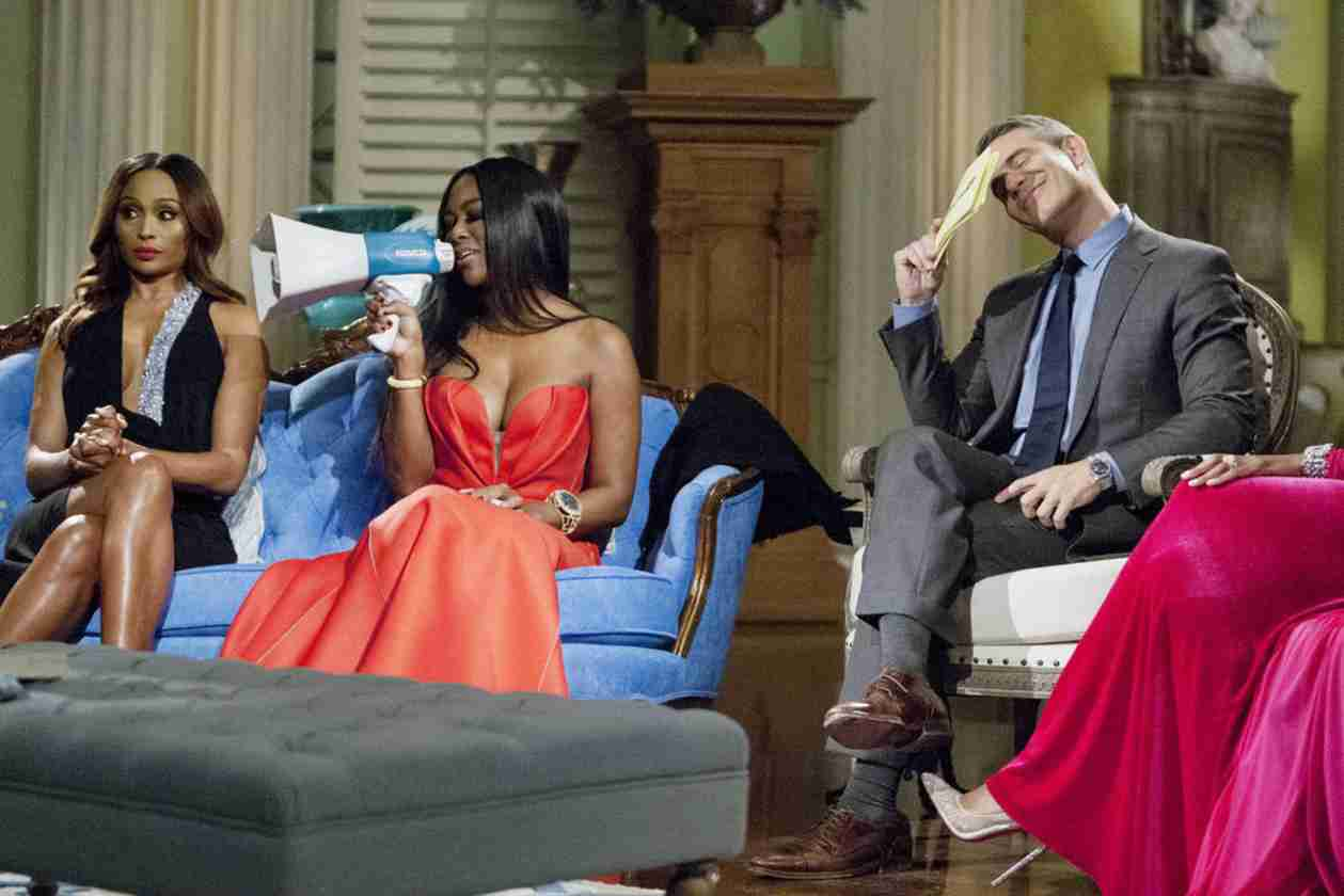 Civil Rights Group Calls Out Bravo and Andy Cohen For RHoA Reunion Violence