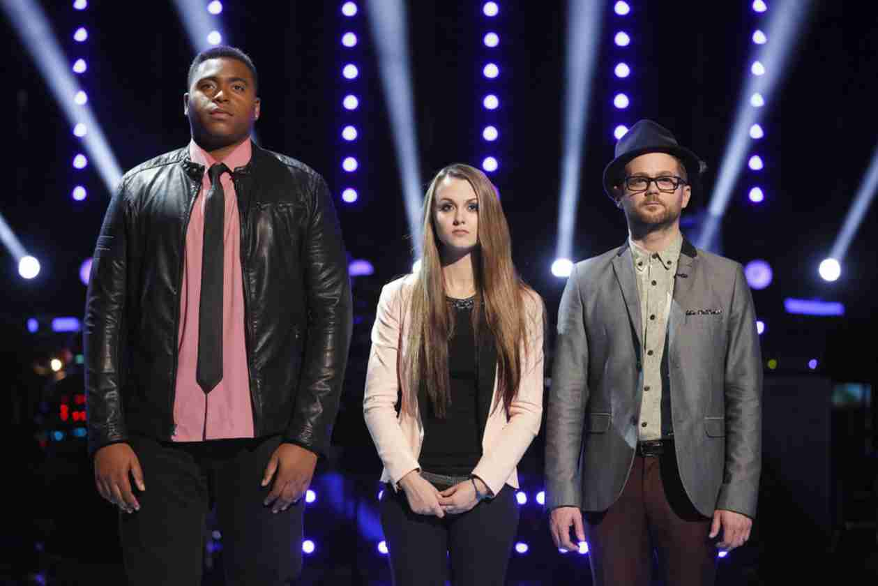 The Voice 2014 Eliminations: Who on Team Usher Made It to Live Rounds?