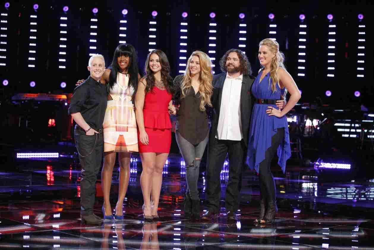 The Voice Season 6 Playoffs: Who Did Shakira Keep in the Competition?