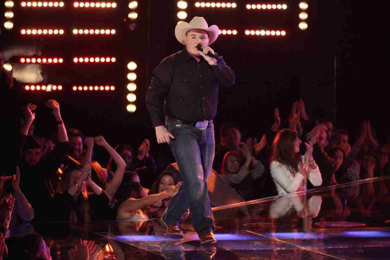 Watch Jake Worthington Sing on The Voice 2014 Playoffs, April 8, 2014 (VIDEO)