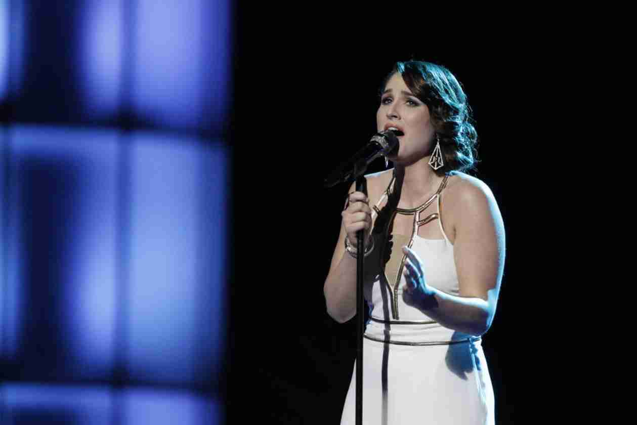Watch Audra McLaughlin Sing on The Voice 2014 Live Shows, April 28, 2014 (VIDEO)