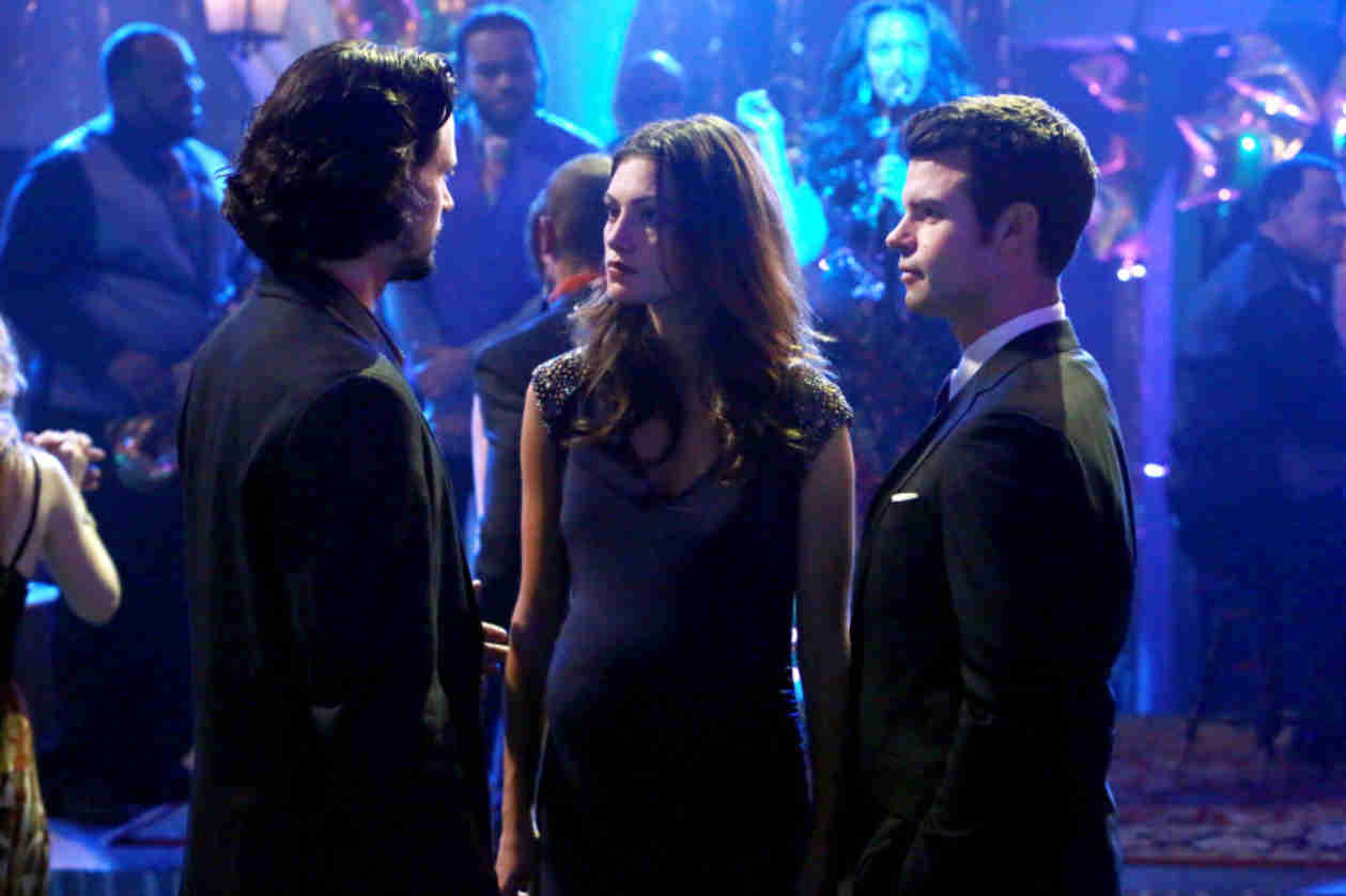 The Originals Spoilers: Nathan Parsons Dishes on the Jackson-Haley-Elijah Love Triangle