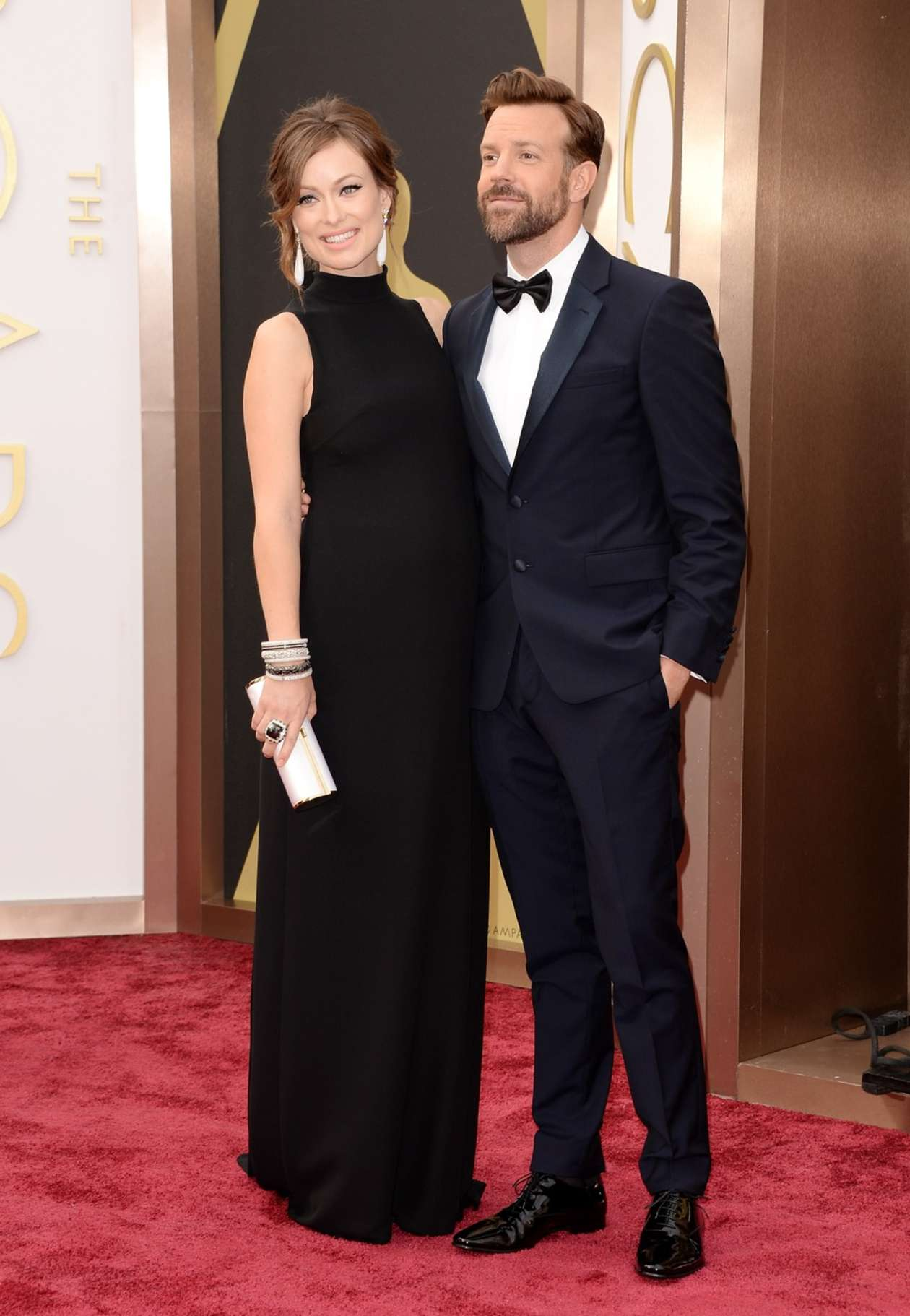 Olivia Wilde, Jason Sudeikis Welcome Baby Otis — See Baby's First Pic! (VIDEO)