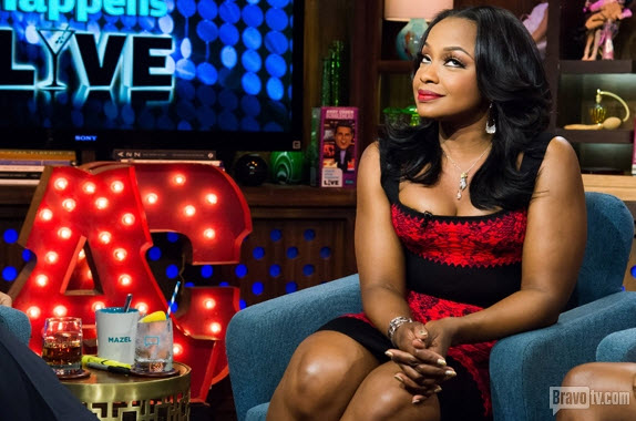 Has Phaedra Parks Filed For Divorce From Apollo Nida? She Says… (VIDEO)